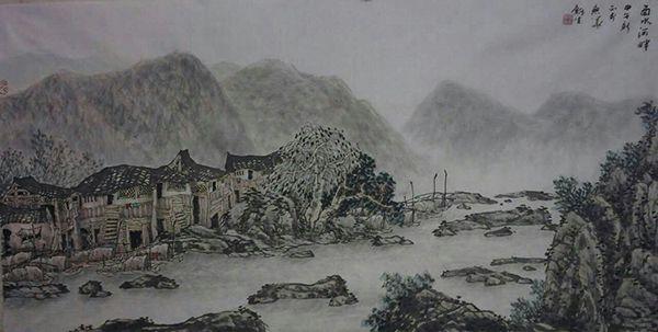 酉水河畔2(136X68)