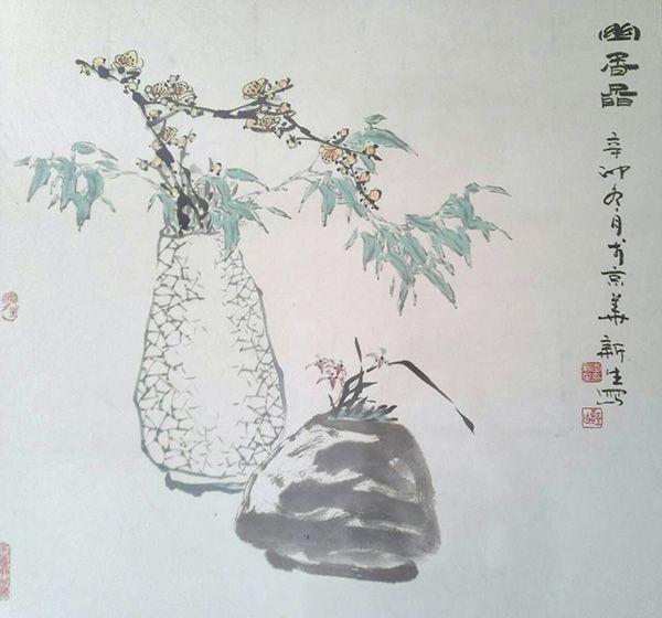 幽香图(68X68)